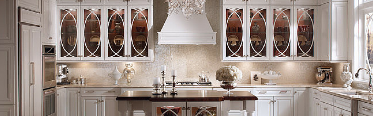 Gorgeous White Kitchen Cabinet remodel